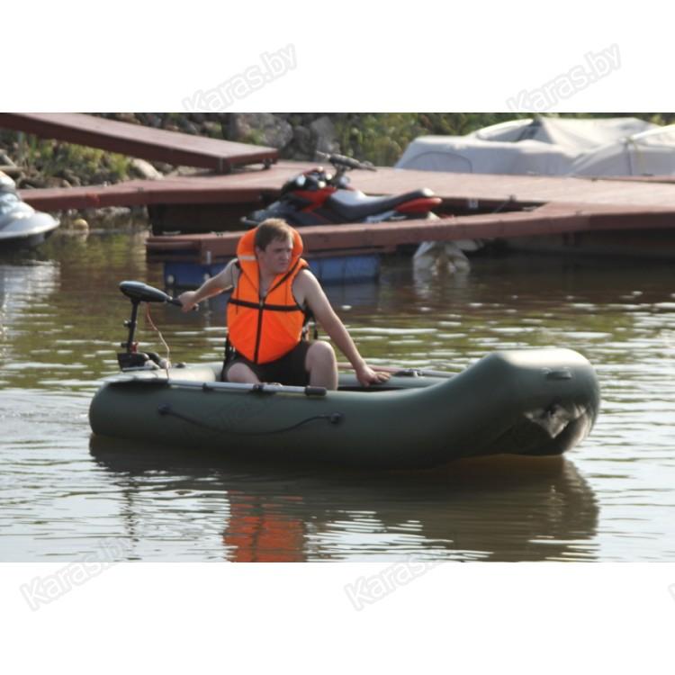лидер лодки и катера